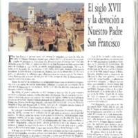 El Siglo XVII y la devoción a nuestro padre San Francisco.pdf