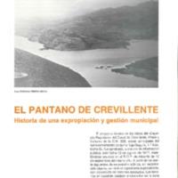 El pantano de Crevillente