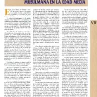 Estudio de la medicina musulmana valenciana en la Edad Media