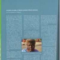 En Joan Cascales, el darrer parlant d'àrab valencià