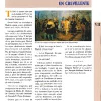Francisco I de Francia en Crevillente