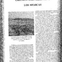 Crónica crevillentina. Los Mojicas.