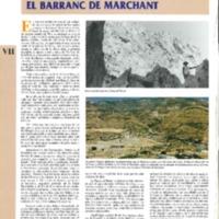 El Barranc de Marchant